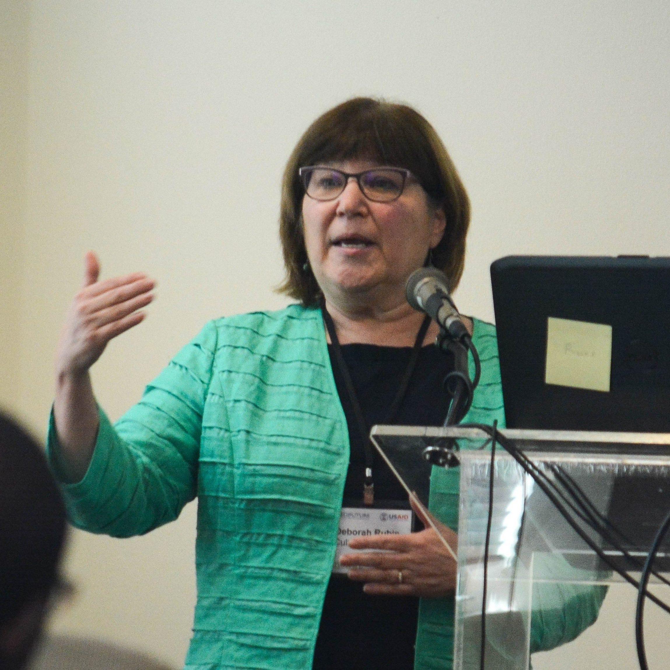 Dr. Deborah Rubin