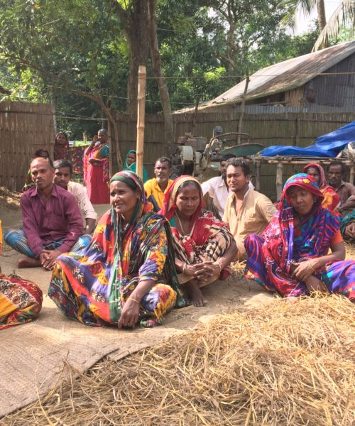 Gender-Responsive research Bangladesh