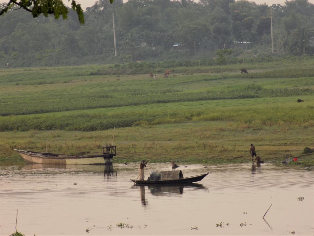 River in Bangladesh