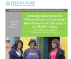 Women Farmers in Zambia